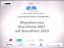 2010/MicrosoftSharePoint2010/Migration-SharePoint-2007-2010-MartinGroblschegg