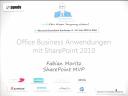 2010/MicrosoftSharePoint2010/Office-Business-Anwendung-SharePoint-Office2010-FabianMoritz