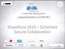 2010/MicrosoftSharePoint2010/SharePoint2010-Sicherheit-GeraldSix