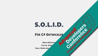 2016/ADC2016/SOLID-Prinzipien-Csharp-Entwickler-MarkoBeelmann