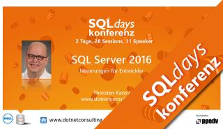 2016/SQLdays2016/Microsoft-SQL-Server-Neuerungen-Entwickler-ThorstenKansy