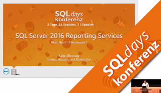 2016/SQLdays2016/SQL-Server-Reporting-Services-KlausBlessing