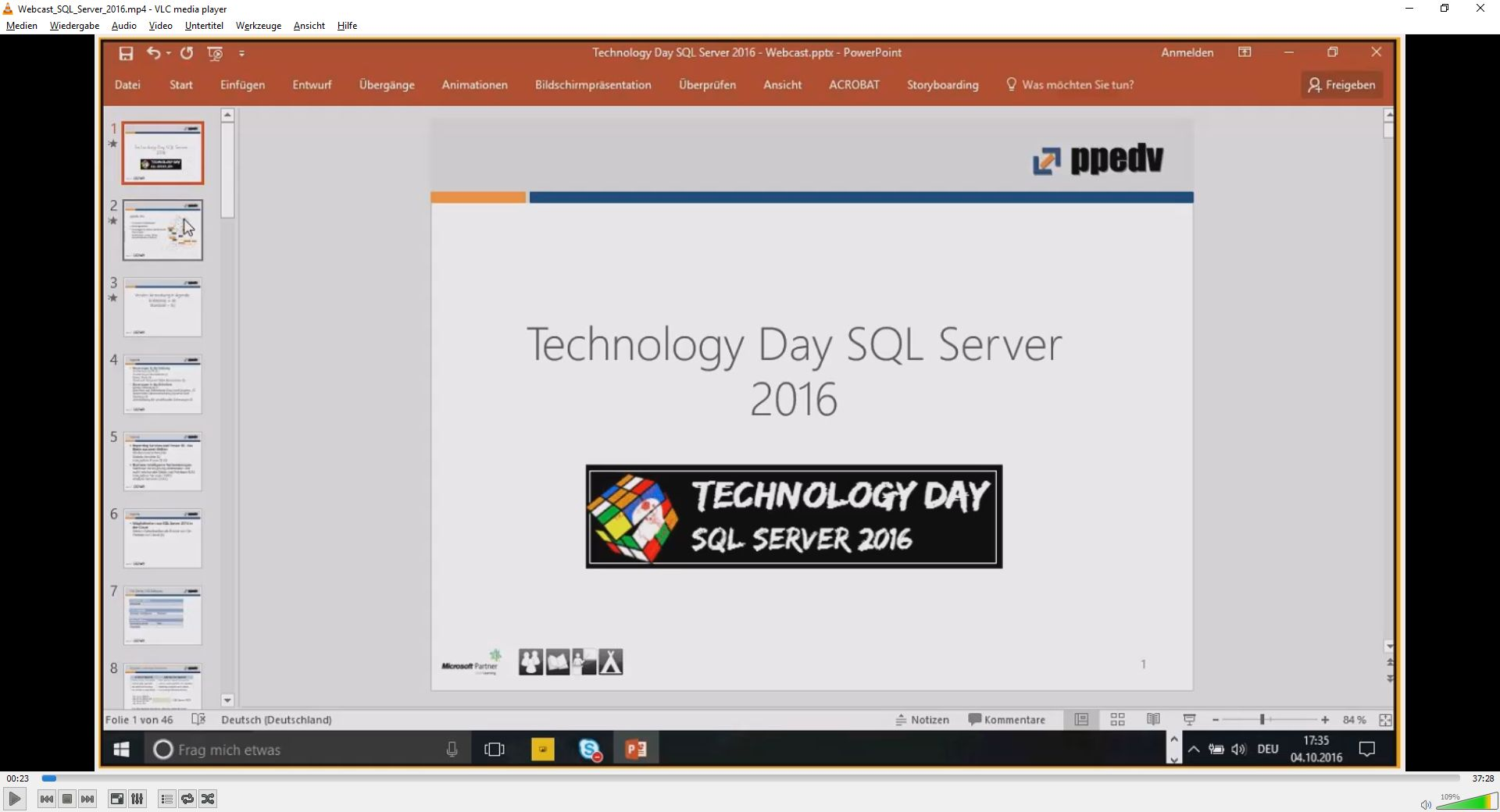 2016/Webcast/Technology-Day-SQL-Server-KlausBlessing