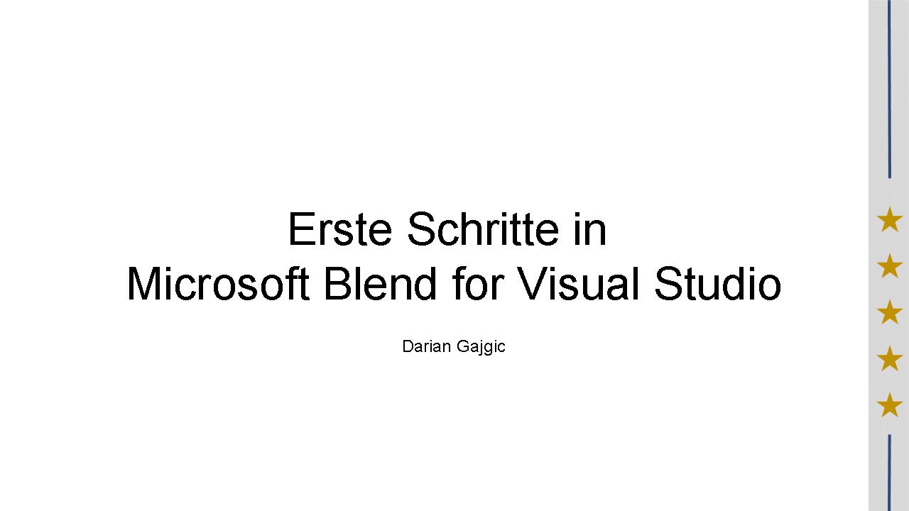 2016/Webinar/Erste-Schritte-Microsoft-Blend-Visual-Studio-DarianGajgic