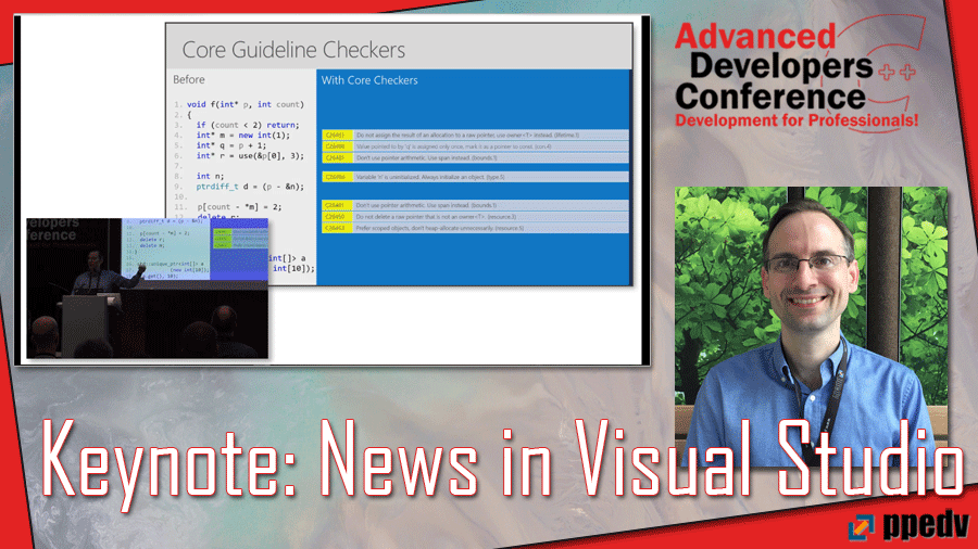2017/ADCpp/ADCpp-Advanced-Developers-Conference-Keynote-core-guidelines-performance-cplusplus-compiler-Updates-Visual-Studio-2017-SteveCarroll