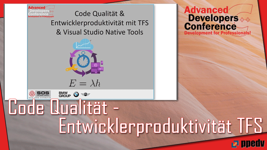 2017/ADCpp/ADCpp-Advanced-Developers-Conference-Visual-Studio-native-tool-Code-Qualitaet-Entwicklerproduktivitaet-TFS-CosminDumitru