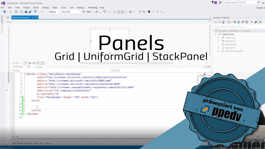 2017/Trainer/Panels-Visualstudio-xml-grid-uniformgrid-StackPanel-WPF-1-DarianGajgic