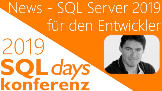 2019/SQLDays/SQLDaysNews2019SQLServerEntwickler